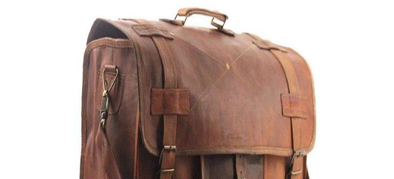 A brown bag